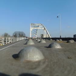 wilhelminabrug van Deventer.