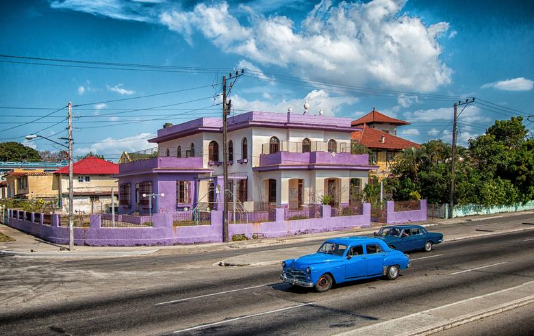 Cuba - de mooie kleuren van de oldtimers en niet alleen