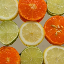 Vrolijk fruit