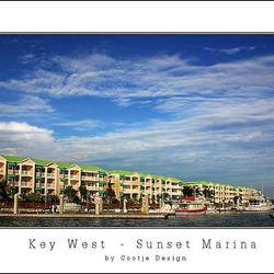 Key West - Sunset Marina