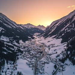 Ischgl, Oostenrijk
