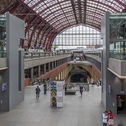 Centraal Station te Antwerpen