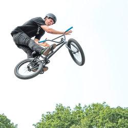 High jump BMX