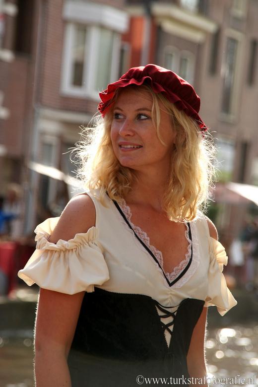 blond anno 1573 - kaeskoppenstad Alkmaar terug in de tijd naar het jaar 1573
