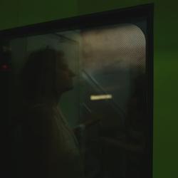 Underground passenger