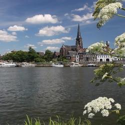 Zicht op Wijk Maastricht