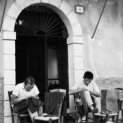 Lazise, Italië -2-