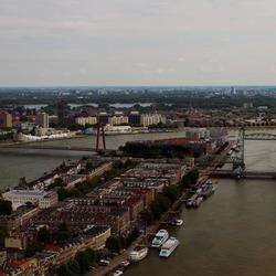 Uitzicht van De Rotterdam
