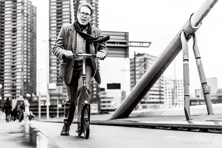 Rotterdam - Erasmusbrug Rotterdam