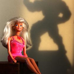barbie vs hulk