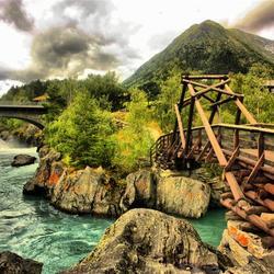 Lom, Noorwegen