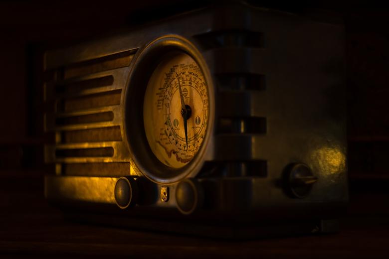 Radio jaren 30 -