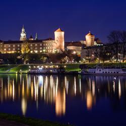 Krakau -  Wawel burcht - 02