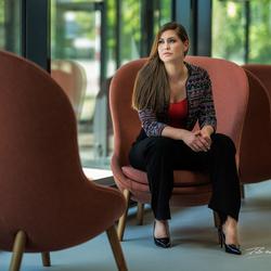 Model; Anke Kobelt