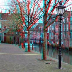 Pottenkade Dordrecht 3D
