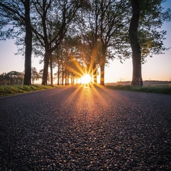 Sunrise @ Oranje