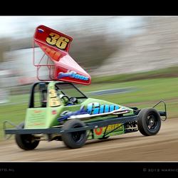 Speeding F2