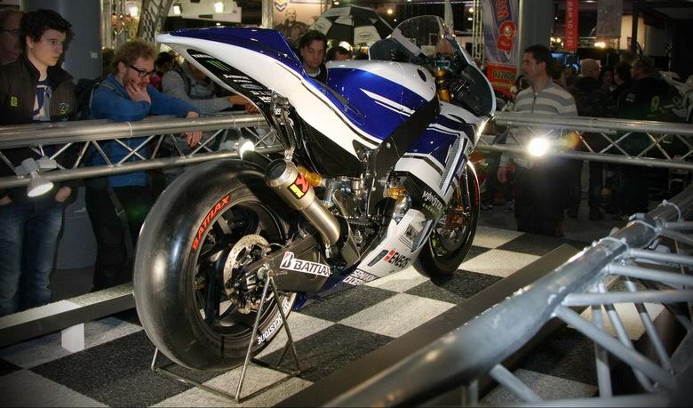 motorbeurs Utrecht - grote jongens en hun speelgoed