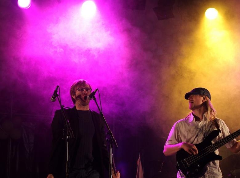 Concert op het Ploegfestival 2012 Bergeijk - Deze foto heb ik genomen tijdens een concert op het Ploegfestival 2012 in Bergeijk.