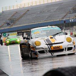 Porsche Pit in