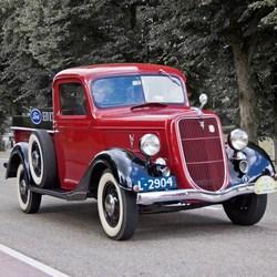 Ford V8 77830 Pick-Up Truck 1937