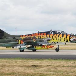 Tiger, Tiger, Sukhoi 22