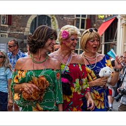 Amsterdam 04, Hartjesdagen Zeedijk