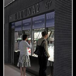 Drie Madona's