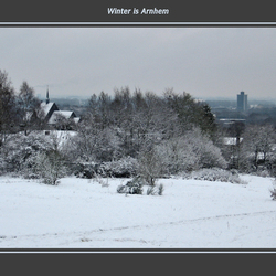 Winter in Arnhem
