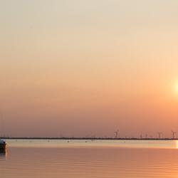 Harderwijk zonsondergang
