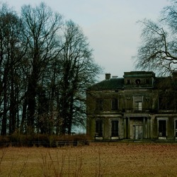 Abandond Haunted Villa of Cortenoever