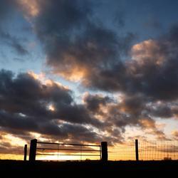 True the gate....the Sun!