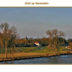 Zicht op Ravenstein