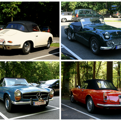 Collage Cabriolets