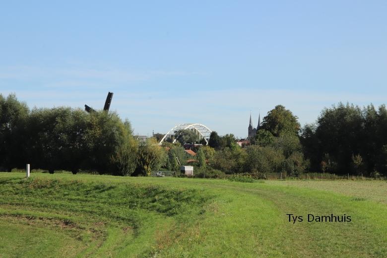 tys damhuis straat beeld 23-09  (55) - landschap in de buurt van Deventer : gemaakt door Tys Damhuis