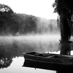 Behind the fog lies clarity.