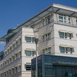 Aantrekkelijk gebouw
