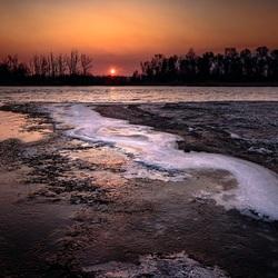 Sunrise Biesbosch