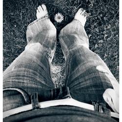 Met beide benen op de grond...
