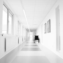 highkey ziekenhuis gang