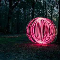 Lightpainting @ Kibbelkoele