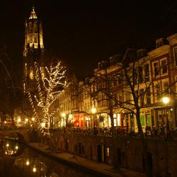 Utrecht bij night