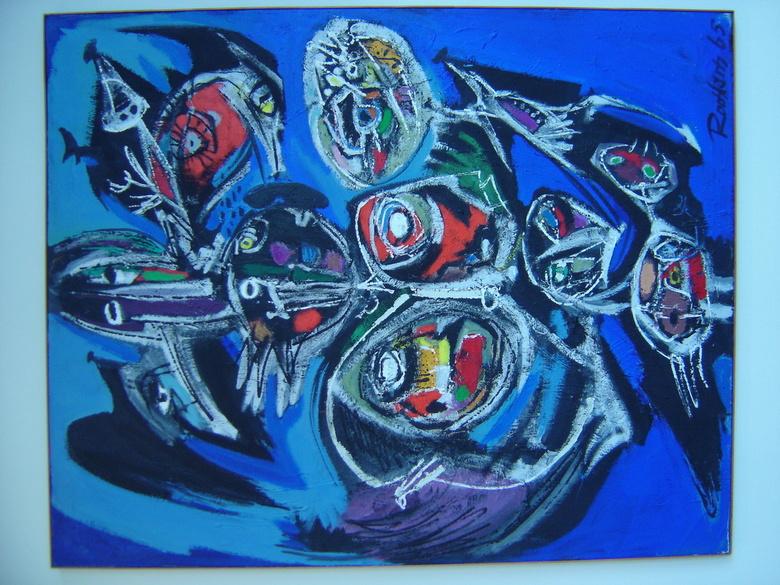 mooie schilderij -