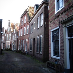 oud straatje