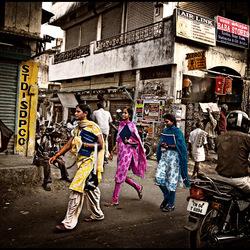 Streetlife in Madras