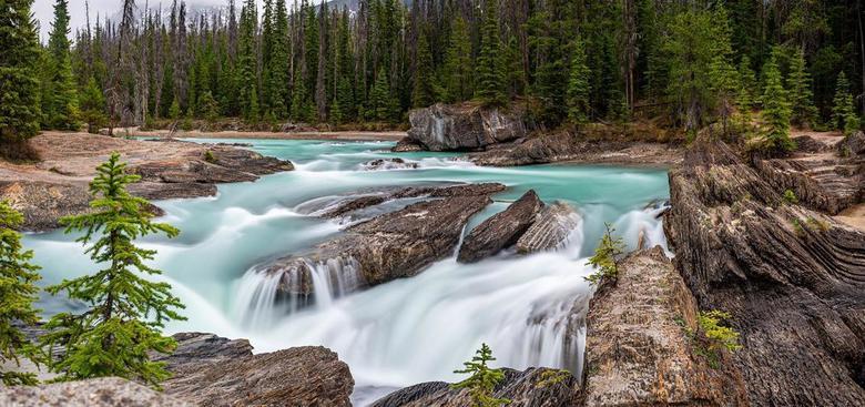 Natural Bridge Canada - Natural Bridge een bekende plek en erg mooi om een foto te schieten