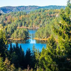 Meer Toskardal Noorwegen