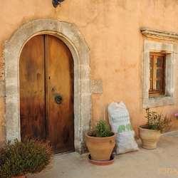 Kloosterdeuren