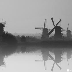Goodmorning Kinderdijk