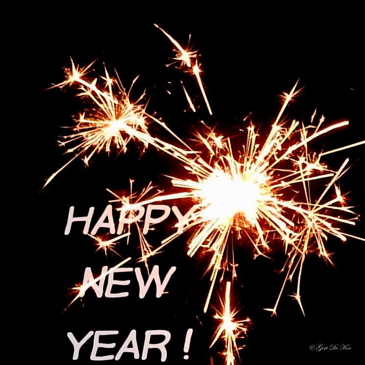 Spetterend nieuwjaar